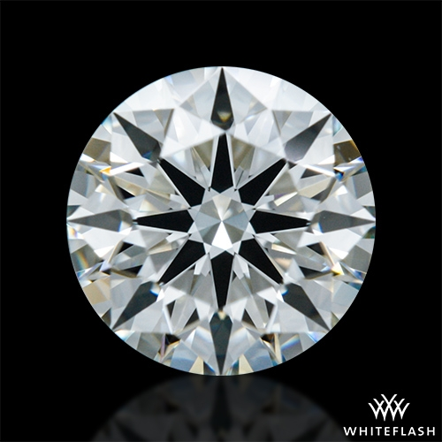 0.828 ct K VS1 A CUT ABOVE® Hearts and Arrows Super Ideal Round Cut Loose Diamond