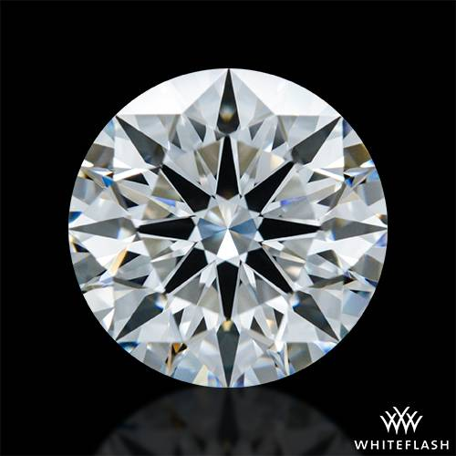 1.571 ct E VVS2 A CUT ABOVE® Hearts and Arrows Super Ideal Round Cut Loose Diamond