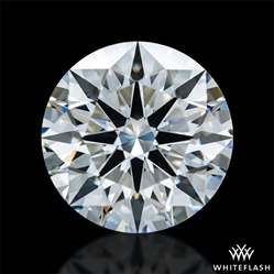 1.571 ct E VVS2 A CUT ABOVE® Hearts and Arrows Super Ideal Round Cut Loose Diamond