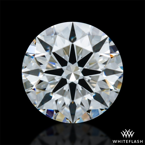 0.318 ct E IF A CUT ABOVE® Hearts and Arrows Super Ideal Round Cut Loose Diamond