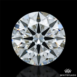 0.56 ct F VVS2 A CUT ABOVE® Hearts and Arrows Super Ideal Round Cut Loose Diamond