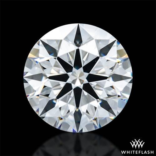 0.618 ct D VVS1 A CUT ABOVE® Hearts and Arrows Super Ideal Round Cut Loose Diamond