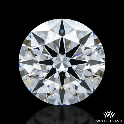 0.80 ct D VVS2 A CUT ABOVE® Hearts and Arrows Super Ideal Round Cut Loose Diamond