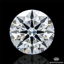0.917 ct E VVS2 A CUT ABOVE® Hearts and Arrows Super Ideal Round Cut Loose Diamond