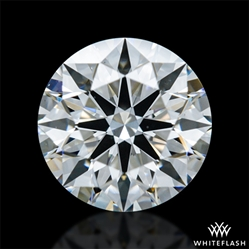 0.933 ct G VS2 A CUT ABOVE® Hearts and Arrows Super Ideal Round Cut Loose Diamond