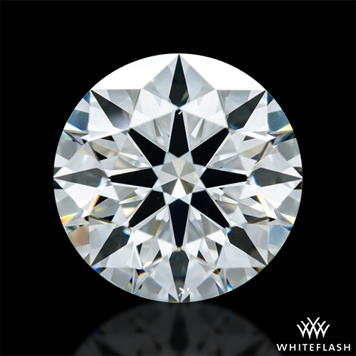 1.324 ct I VS2 A CUT ABOVE® Hearts and Arrows Super Ideal Round Cut Loose Diamond