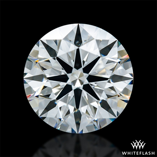 1.326 ct I VS2 A CUT ABOVE® Hearts and Arrows Super Ideal Round Cut Loose Diamond