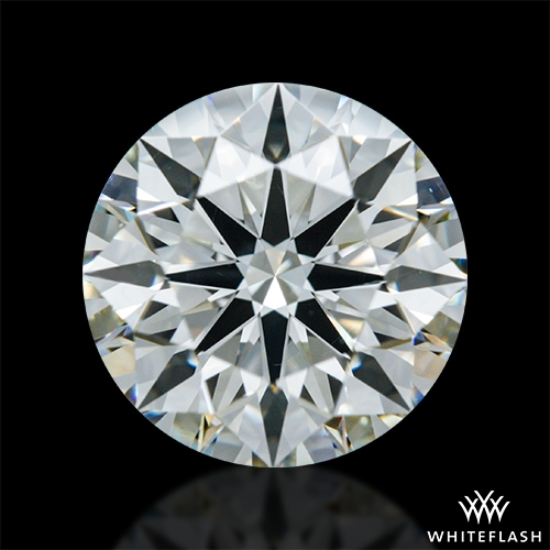 1.714 ct K VS1 A CUT ABOVE® Hearts and Arrows Super Ideal Round Cut Loose Diamond