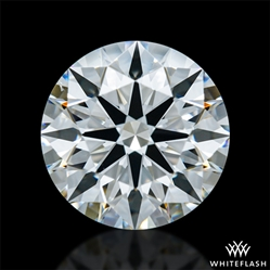 1.726 ct G VS2 A CUT ABOVE® Hearts and Arrows Super Ideal Round Cut Loose Diamond