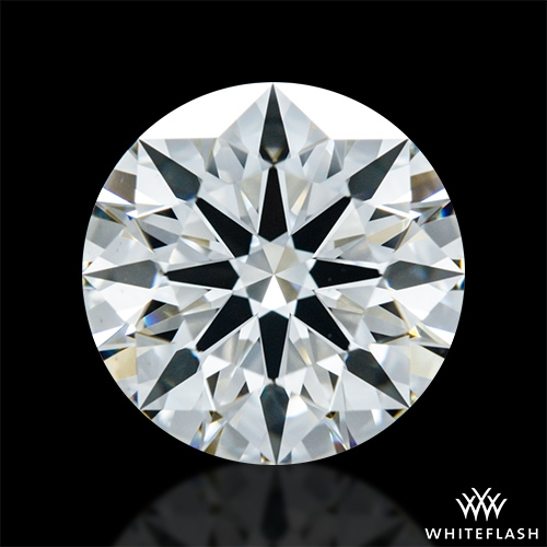 1.737 ct J VS1 A CUT ABOVE® Hearts and Arrows Super Ideal Round Cut Loose Diamond