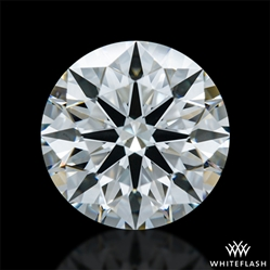 1.755 ct H VS1 A CUT ABOVE® Hearts and Arrows Super Ideal Round Cut Loose Diamond