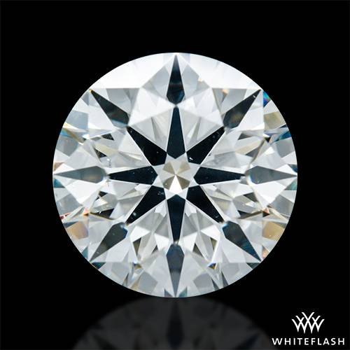 1.845 ct K VS2 A CUT ABOVE® Hearts and Arrows Super Ideal Round Cut Loose Diamond