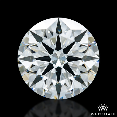 2.016 ct I SI1 A CUT ABOVE® Hearts and Arrows Super Ideal Round Cut Loose Diamond