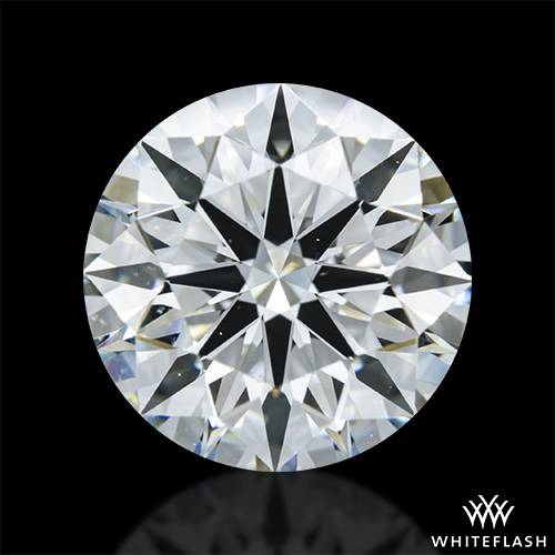 2.628 ct I VS2 A CUT ABOVE® Hearts and Arrows Super Ideal Round Cut Loose Diamond