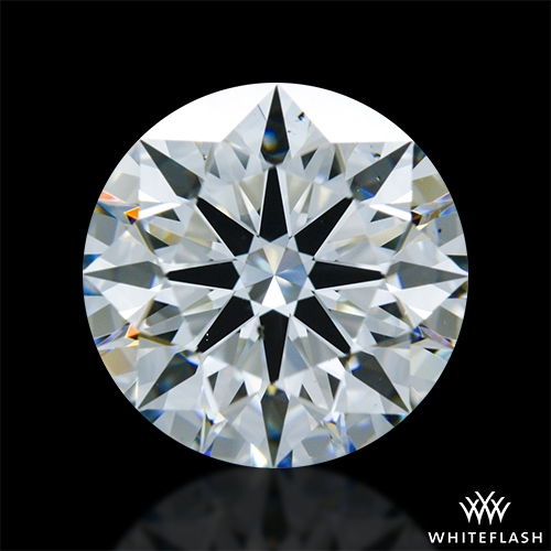 2.312 ct G VS2 A CUT ABOVE® Hearts and Arrows Super Ideal Round Cut Loose Diamond