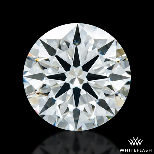 1.038 ct I VS2 A CUT ABOVE® Hearts and Arrows Super Ideal Round Cut Loose Diamond