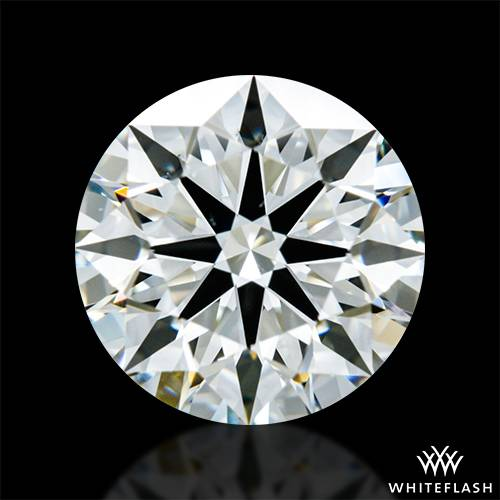 1.44 ct J VS2 A CUT ABOVE® Hearts and Arrows Super Ideal Round Cut Loose Diamond