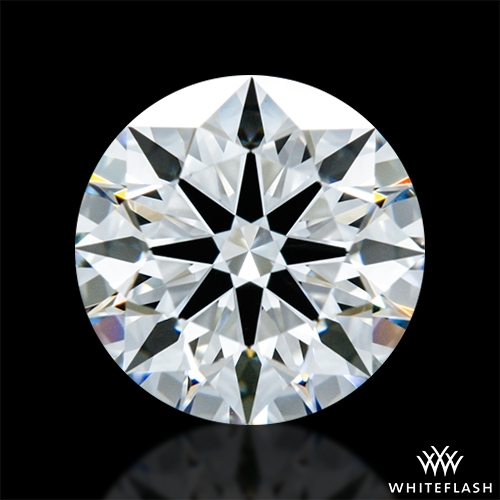 1.046 ct F VS1 A CUT ABOVE® Hearts and Arrows Super Ideal Round Cut Loose Diamond