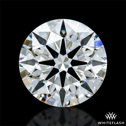 0.842 ct E VS1 A CUT ABOVE® Hearts and Arrows Super Ideal Round Cut Loose Diamond