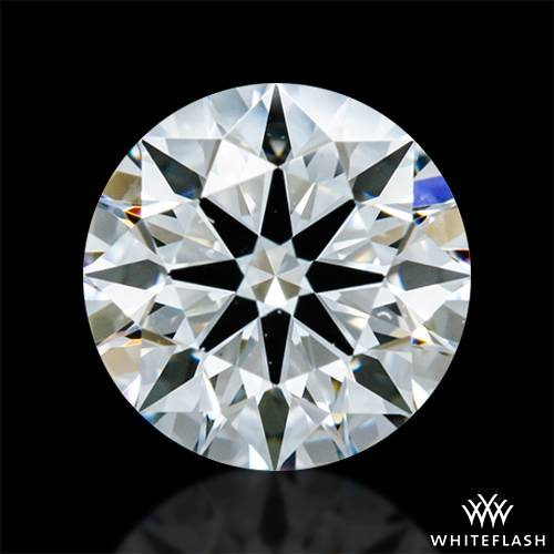 0.816 ct G VVS2 A CUT ABOVE® Hearts and Arrows Super Ideal Round Cut Loose Diamond