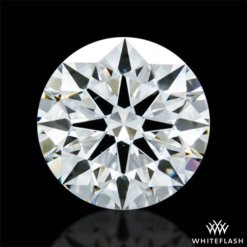 0.698 ct G VS2 A CUT ABOVE® Hearts and Arrows Super Ideal Round Cut Loose Diamond
