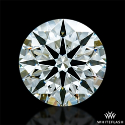 0.723 ct J VS2 A CUT ABOVE® Hearts and Arrows Super Ideal Round Cut Loose Diamond