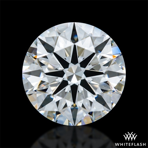 1.221 ct F VS1 A CUT ABOVE® Hearts and Arrows Super Ideal Round Cut Loose Diamond