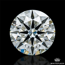 1.326 ct J VS1 A CUT ABOVE® Hearts and Arrows Super Ideal Round Cut Loose Diamond