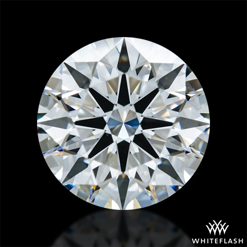 1.803 ct G VS2 A CUT ABOVE® Hearts and Arrows Super Ideal Round Cut Loose Diamond