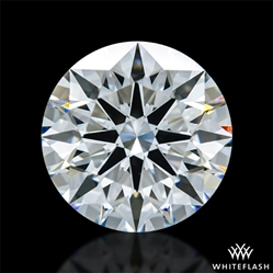 2.613 ct F VS1 A CUT ABOVE® Hearts and Arrows Super Ideal Round Cut Loose Diamond
