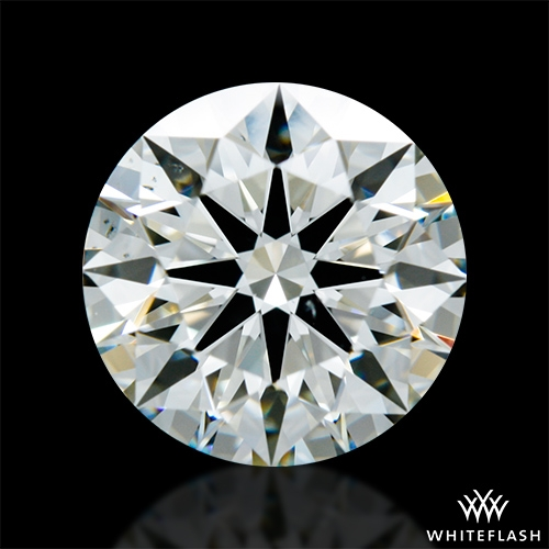 1.595 ct I VS2 A CUT ABOVE® Hearts and Arrows Super Ideal Round Cut Loose Diamond