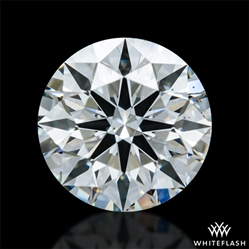 0.623 ct G VS2 A CUT ABOVE® Hearts and Arrows Super Ideal Round Cut Loose Diamond