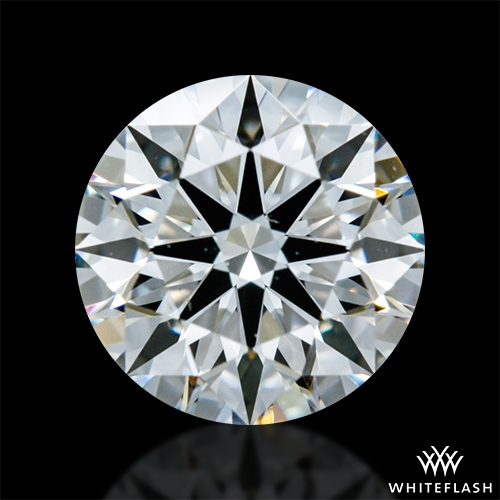 0.732 ct G VS2 A CUT ABOVE® Hearts and Arrows Super Ideal Round Cut Loose Diamond
