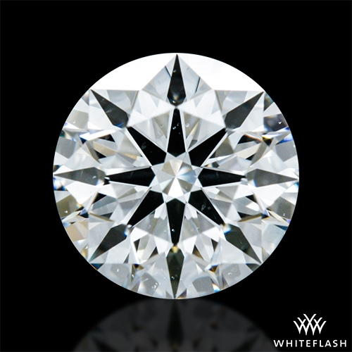 0.721 ct G VS2 A CUT ABOVE® Hearts and Arrows Super Ideal Round Cut Loose Diamond