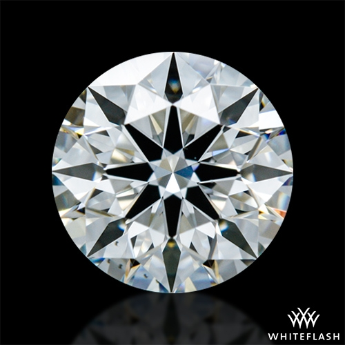 0.738 ct H VS1 Expert Selection Round Cut Loose Diamond