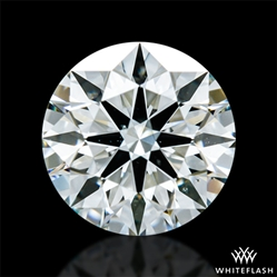 0.787 ct J VS2 A CUT ABOVE® Hearts and Arrows Super Ideal Round Cut Loose Diamond