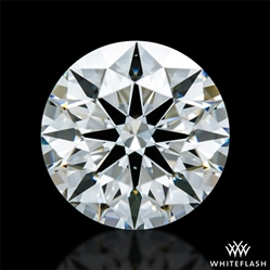 0.936 ct H VS2 A CUT ABOVE® Hearts and Arrows Super Ideal Round Cut Loose Diamond