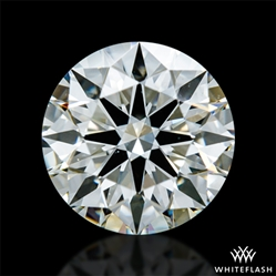 0.94 ct I VS1 A CUT ABOVE® Hearts and Arrows Super Ideal Round Cut Loose Diamond