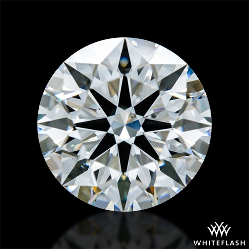 1.282 ct G VS2 A CUT ABOVE® Hearts and Arrows Super Ideal Round Cut Loose Diamond