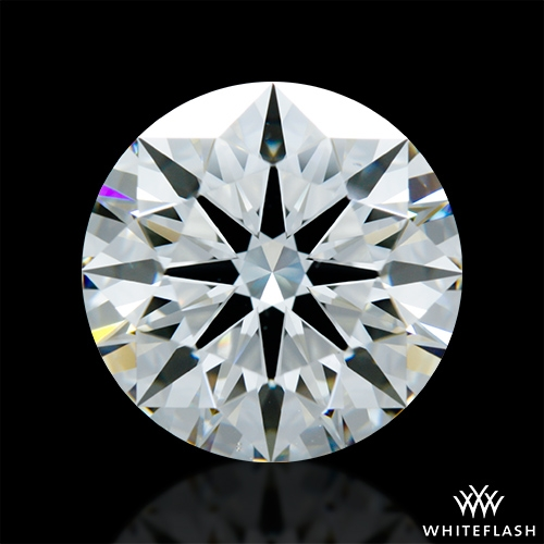 3.364 ct J VS1 A CUT ABOVE® Hearts and Arrows Super Ideal Round Cut Loose Diamond