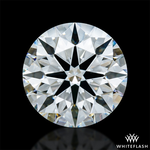 1.351 ct G VS1 A CUT ABOVE® Hearts and Arrows Super Ideal Round Cut Loose Diamond