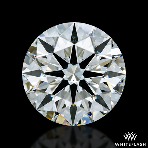 1.322 ct H VS2 Expert Selection Round Cut Loose Diamond