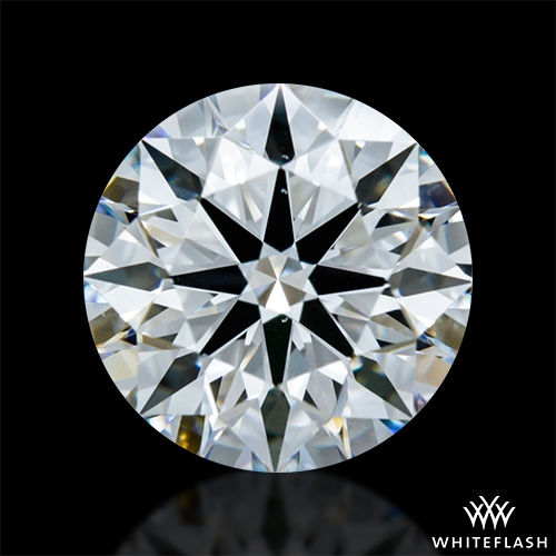 1.313 ct D VS1 A CUT ABOVE® Hearts and Arrows Super Ideal Round Cut Loose Diamond