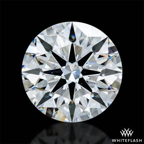 1.301 ct E VS2 A CUT ABOVE® Hearts and Arrows Super Ideal Round Cut Loose Diamond