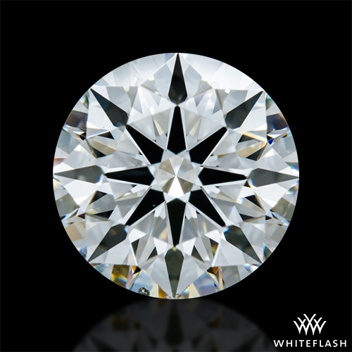 1.136 ct H VS2 A CUT ABOVE® Hearts and Arrows Super Ideal Round Cut Loose Diamond