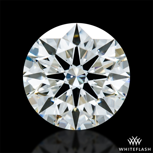 1.12 ct I VS2 A CUT ABOVE® Hearts and Arrows Super Ideal Round Cut Loose Diamond