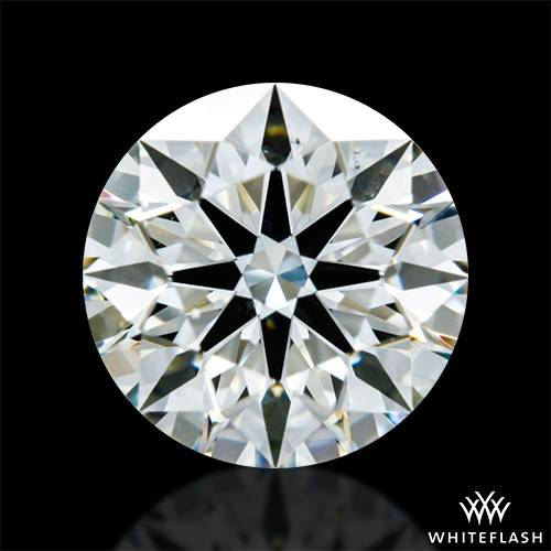 0.724 ct K VS2 A CUT ABOVE® Hearts and Arrows Super Ideal Round Cut Loose Diamond