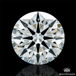 0.691 ct I VS1 A CUT ABOVE® Hearts and Arrows Super Ideal Round Cut Loose Diamond