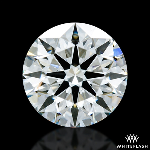 0.67 ct I VS2 A CUT ABOVE® Hearts and Arrows Super Ideal Round Cut Loose Diamond