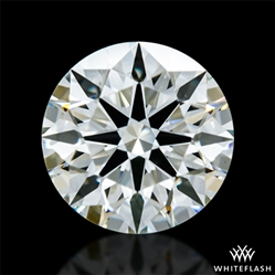 0.68 ct J VS2 A CUT ABOVE® Hearts and Arrows Super Ideal Round Cut Loose Diamond